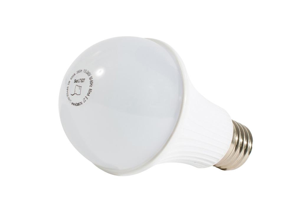 Лампочка SKAT  LED-220 E27, белый