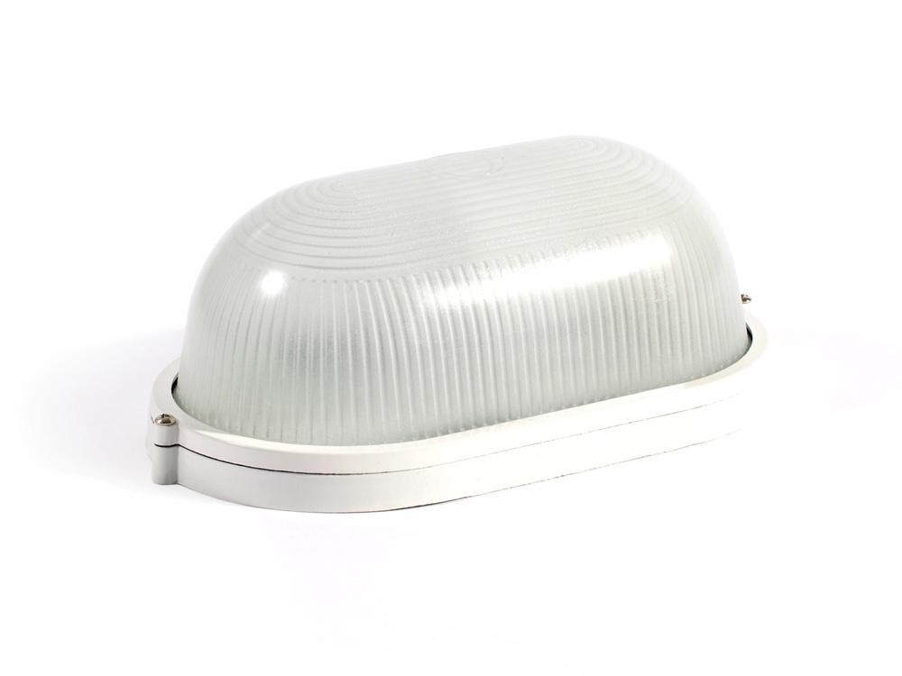 Настенно-потолочный светильник SKAT  LED-220 E27 IP54, белый
