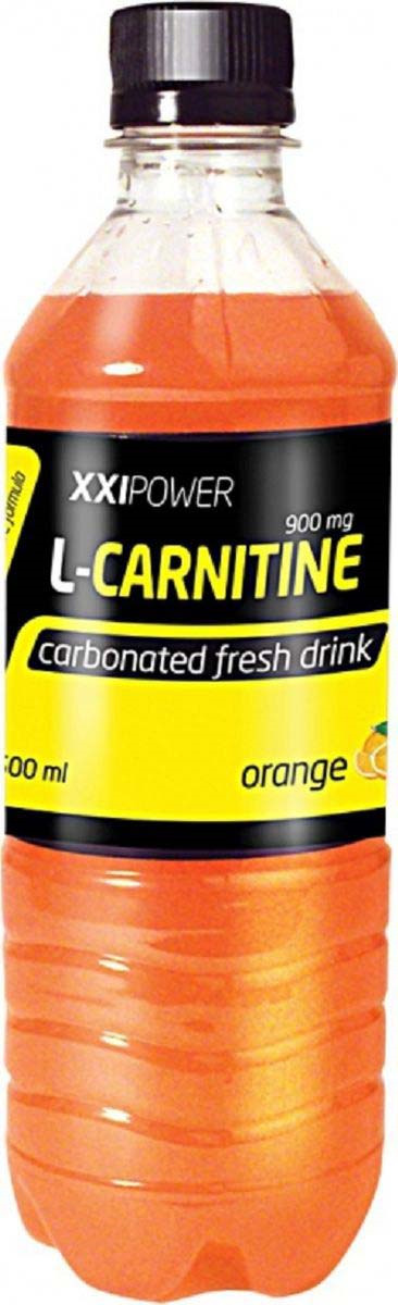 Напиток газированный XXI Power L-карнитин, апельсин, 500 мл цена