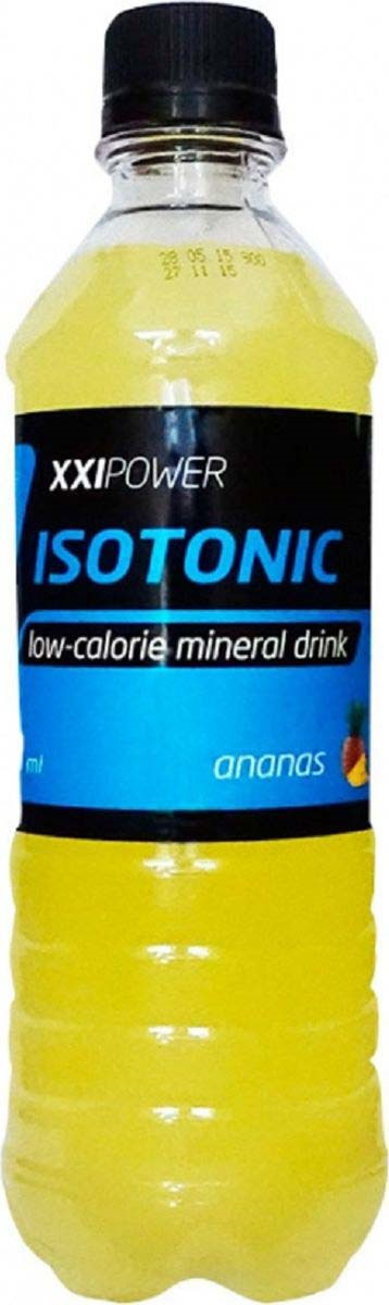 Напиток XXI Power Изотонический, ананас, 500 мл напиток изотонический olimp iso plus powder лимон 700г