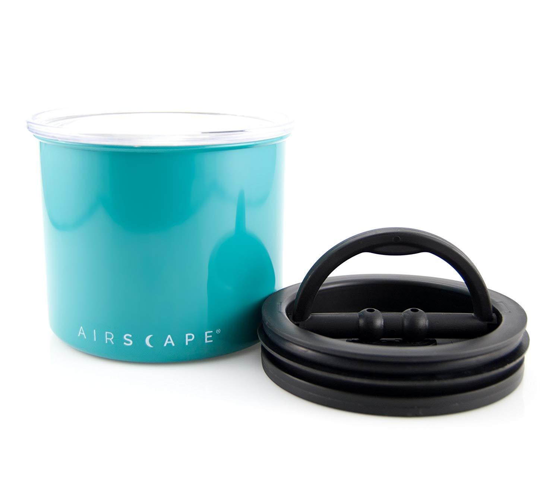 Контейнер вакуумный для пищи Planetary Design Airscape®, AS0604, бирюзовый planetary