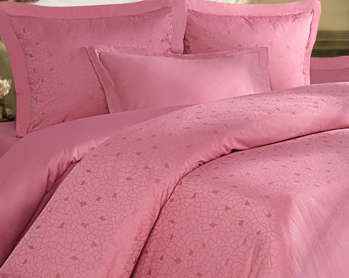 Комплект постельного белья Mona Liza Royal Мозаика, 5438/07, 2-х спальный, наволочки 70х70, 50х70 постельное белье mona liza 5 спальное бабочки розовый