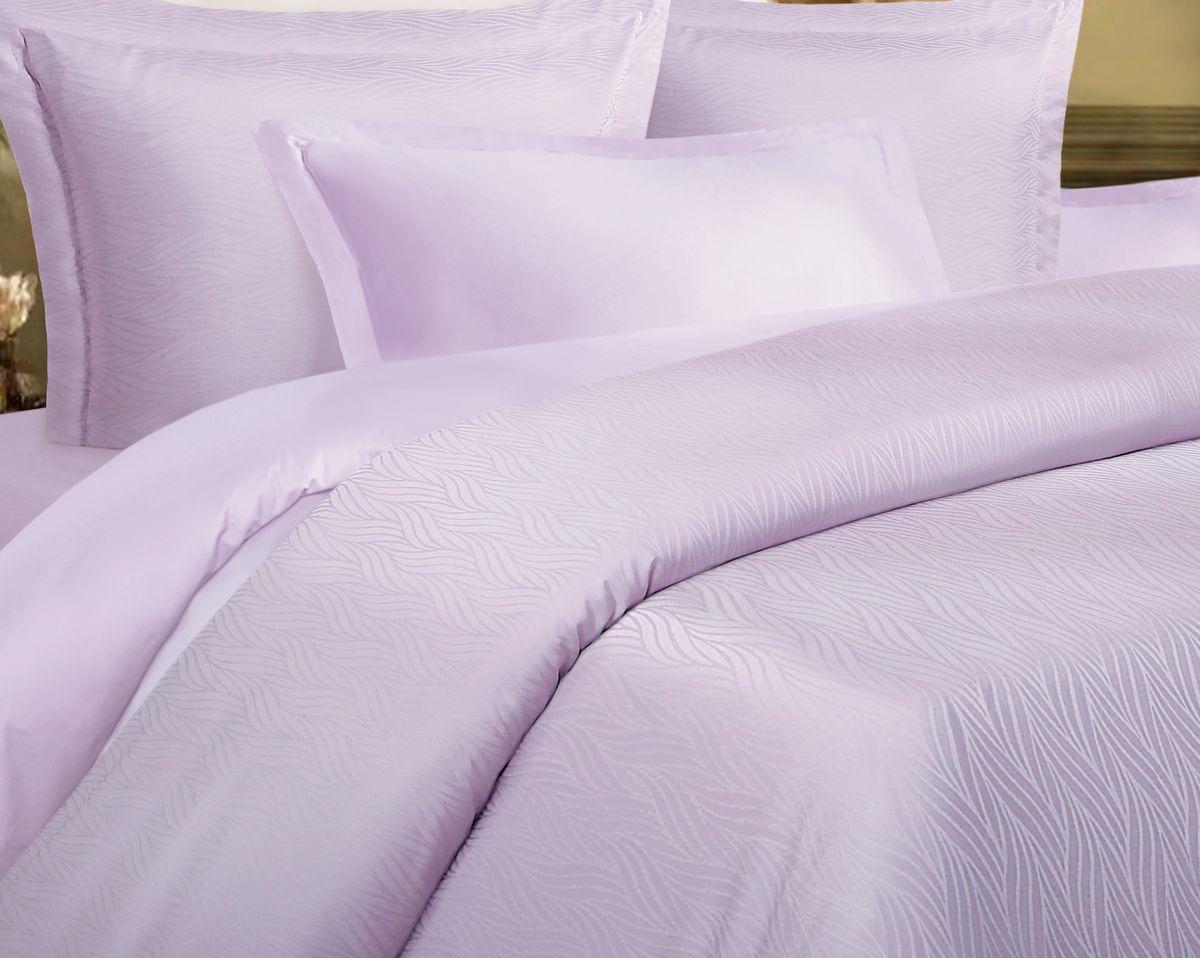Комплект постельного белья Mona Liza Royal Коса, 5438/12, 2-х спальный, наволочки 70х70, 50х70 постельное белье mona liza 5 спальное бабочки розовый