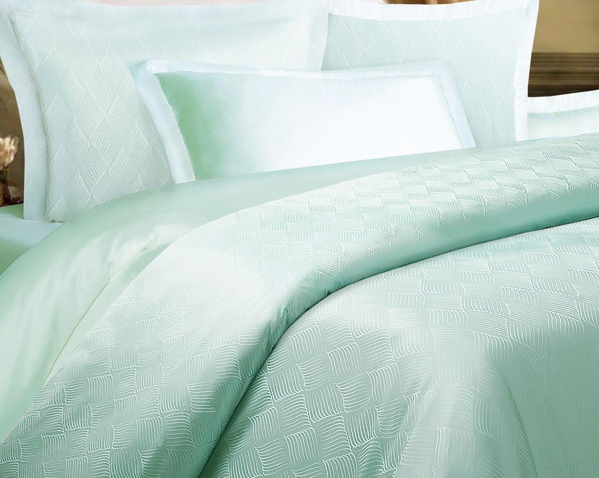 Комплект постельного белья Mona Liza Royal Ромб, 5438/13, 2-х спальный, наволочки 70х70, 50х70 комплект полутораспальный mona liza nensy