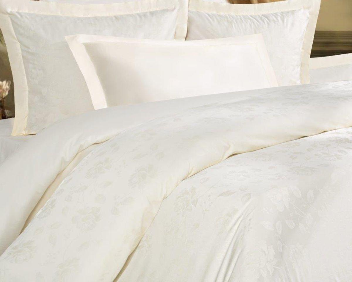 Комплект постельного белья Mona Liza Royal Роза, 5439/04, евро, наволочки 70х70, 50х70 постельное белье mona liza 5 спальное бабочки розовый