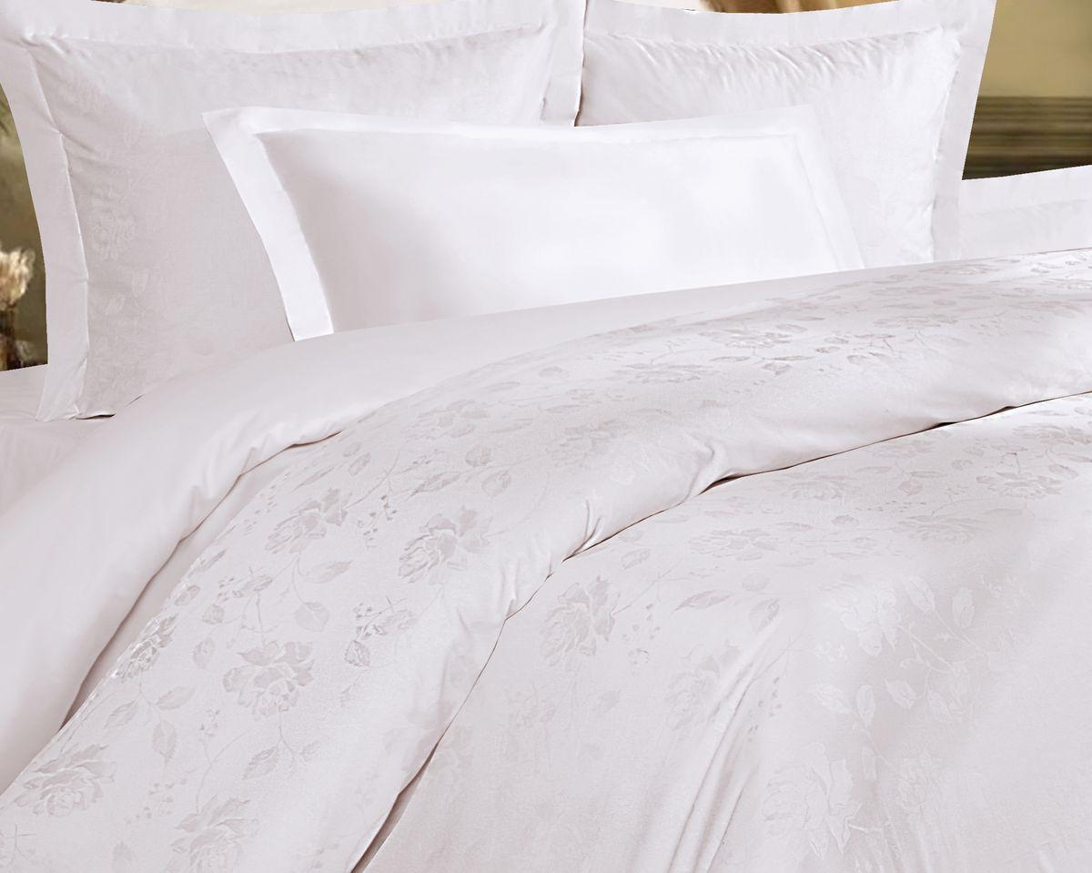 Комплект постельного белья Mona Liza Royal Роза, 5435/05, семейный, наволочки 70х70, 50х70 комплект постельного белья mona liza royal роза 5439 04 евро наволочки 70х70 50х70