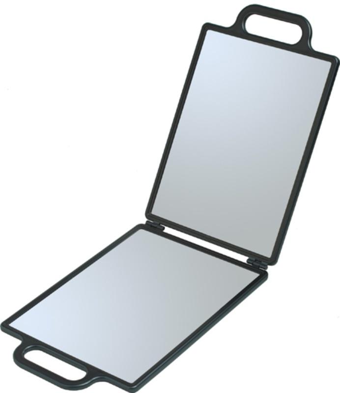 Парикмахерское зеркало Dewal NB00035, черный