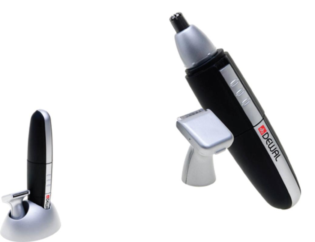Триммер для носа и ушей Dewal 03-505, черный Dewal