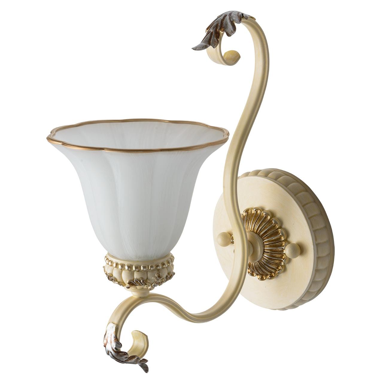 Настенный светильник Chiaro Версаче, E27