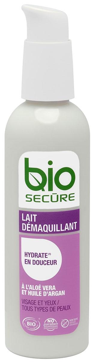 Молочко для удаления макияжа BioSecure, 200 мл