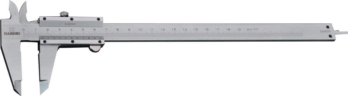 Штангенциркуль Harden, 580805, 20 см