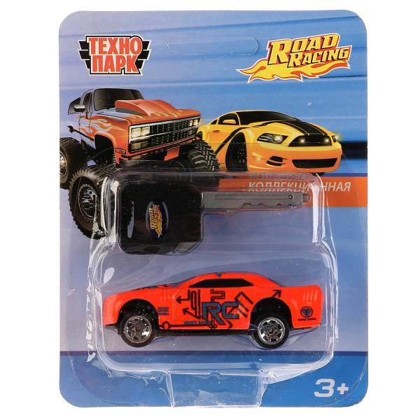 Машинка Технопарк Машина, 266336 тм технопарк машина металл мутант road racing длина 12 5см в ассорт на блистере в кор 2 180шт