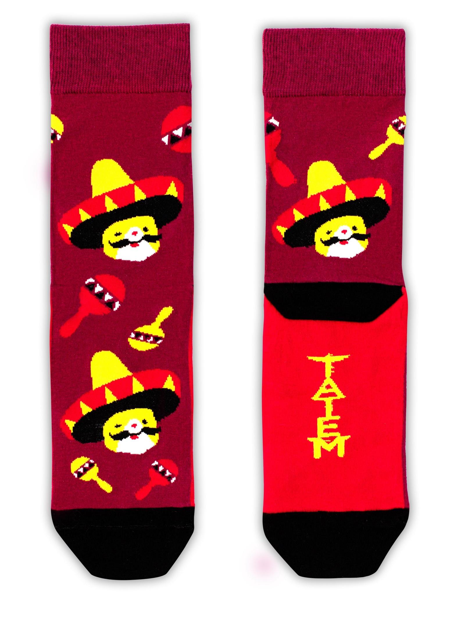 Комплект носков Tatem Socks dot mesh socks