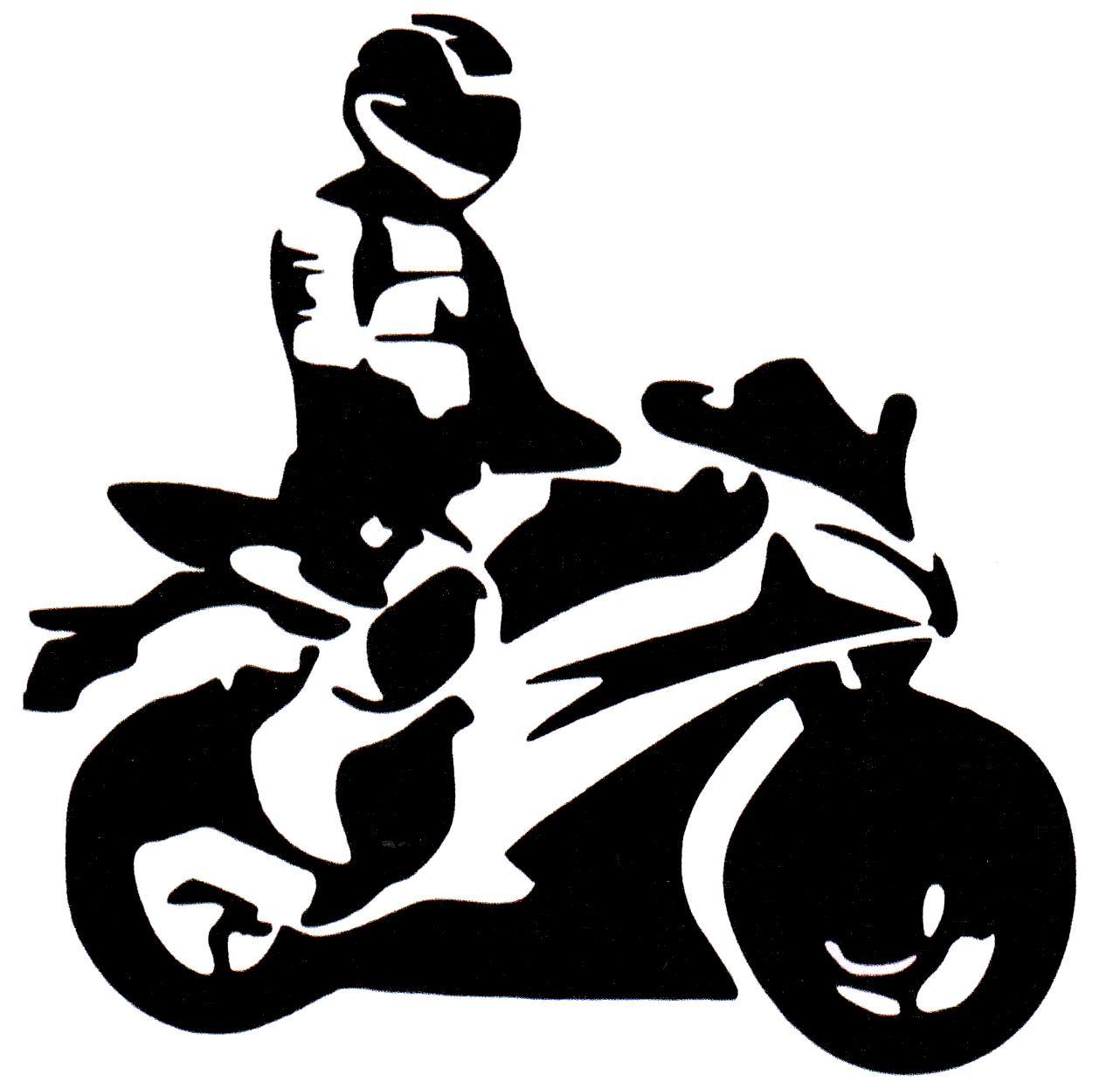 желание трафареты на мотоцикл картинки гармонично
