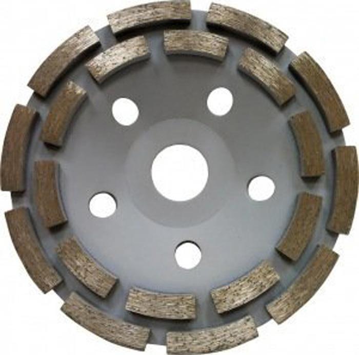 Круг шлифовальный Спец БА-125Ч-Сегмент, алмазный, чашечный, СПЕЦ-0950002, 125 х 22,2 мм цена
