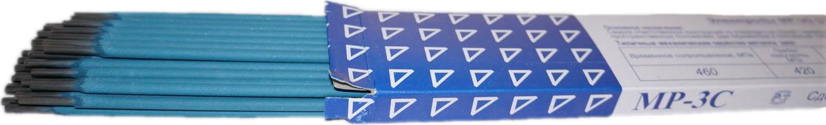 Сварочные электроды Свэл МР 3С, СВЭЛ-МР3СХ2,5/1, диаметр 2.5 мм, 1 кг 1мангал мр 1 кованый
