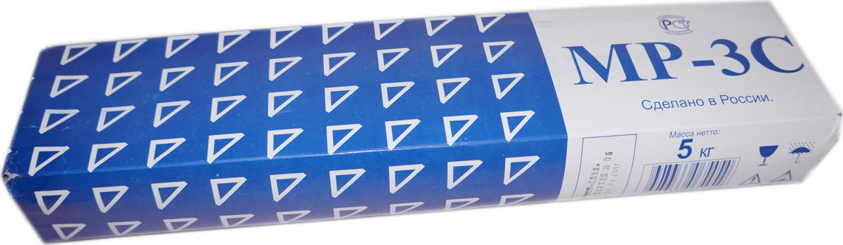 Сварочные электроды Свэл МР 3С, СВЭЛ-МР3СХ4/5, диаметр 4 мм, 5 кг цена