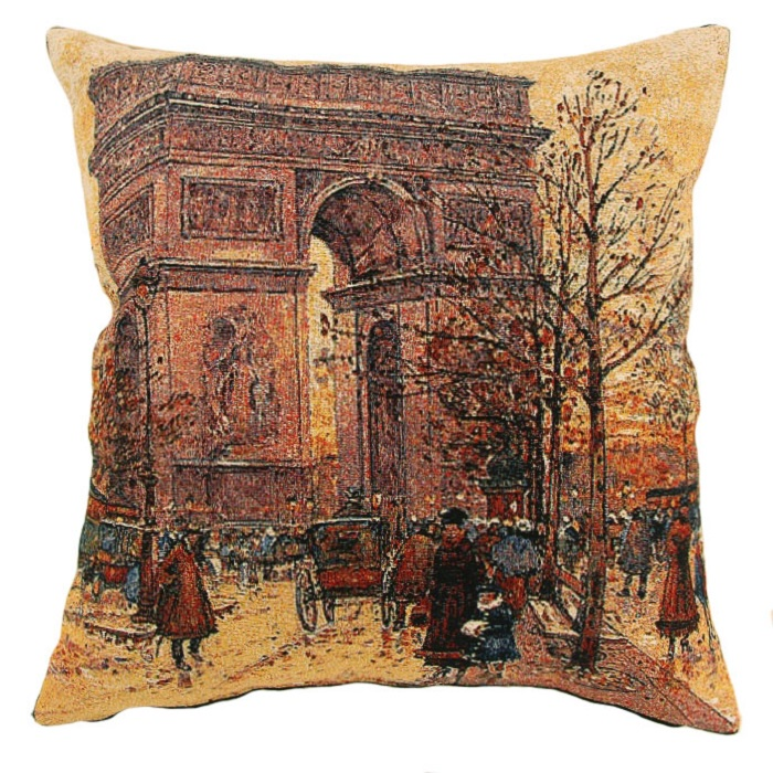 Наволочка декоративная ПАРИЖ-3, 45х45 см декоративные подушки tango декоративная наволочка emily 45х45