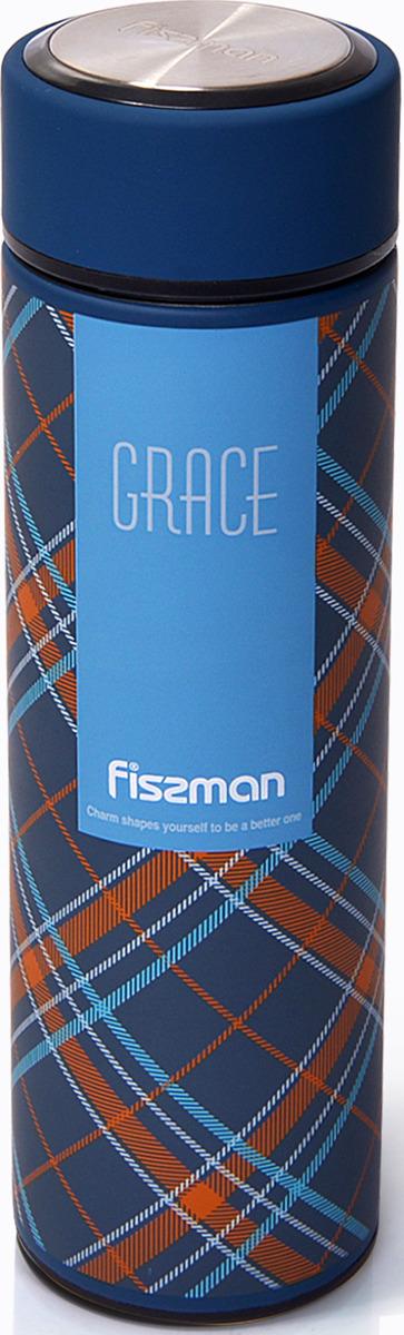 Термос Fissman, 9750, синий, 500 мл