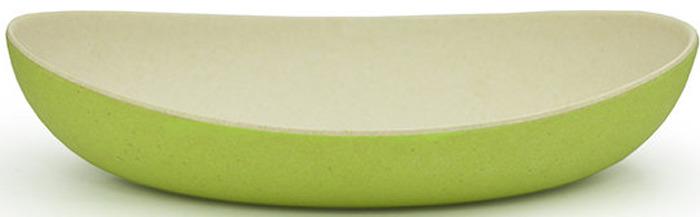 Тарелка глубокая Fissman, 7149, зеленый, диаметр 26 см7149Главное свойство посуды из бамбука - экологичность. Рабочая температура для посуды из бамбука не должна превышать 100 C. Ее не рекомендуется на долгое время замачивать в воде, а также использовать в микроволновой печи - это приведет к порче посуды. Не рекомендуется мыть в посудомоечной машине.