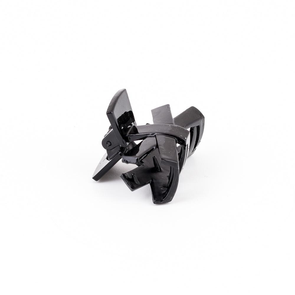 Заколка-краб TAIS FDF01253-1, FDF01253-1 Заколка-краб черная, черный цена и фото