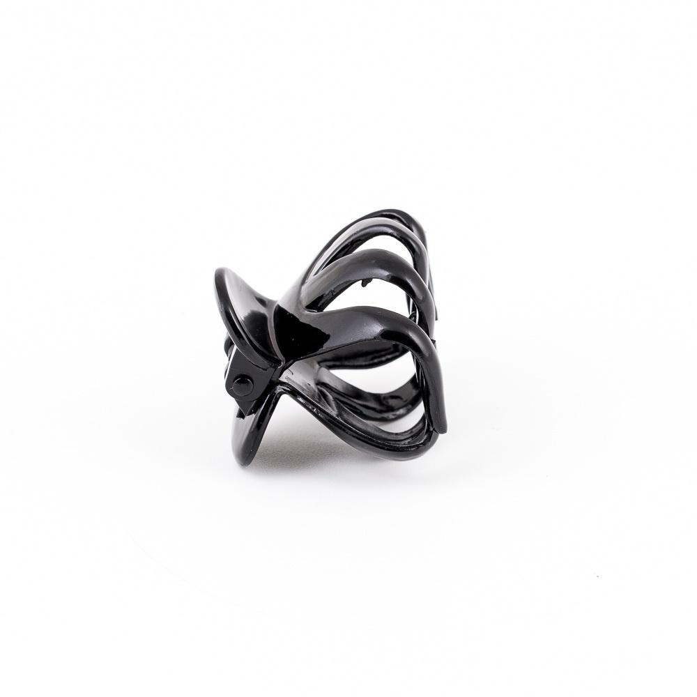 Заколка-краб TAIS FDF01251-1, FDF01251-1 Заколка-краб черная, черный цена и фото