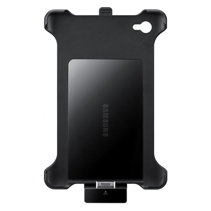 Автомобильный держатель Samsung Vehicle Kit для Galaxy Tab 7.7, черный febest tab grj120 kit arm bushing kit for steering gear