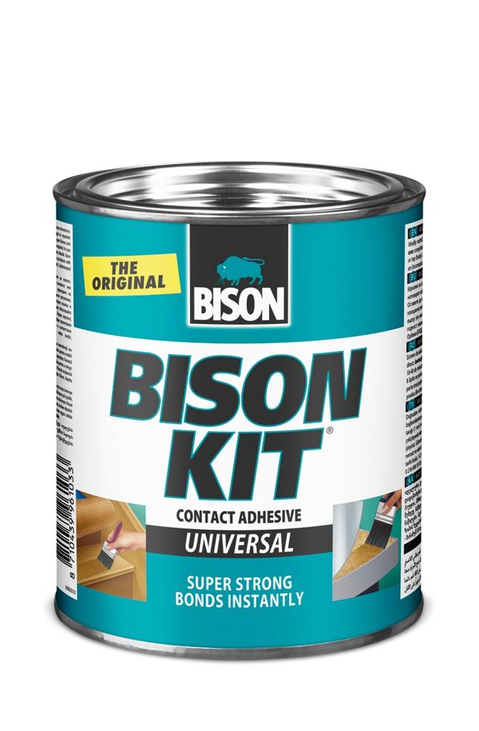 цена на Монтажный клей Bison Клей контактный BISON KIT TIN 650 мл , 6300577