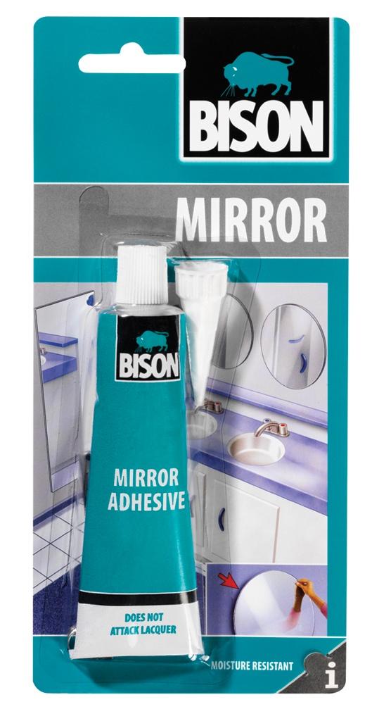 Монтажный клей Bison д/зеркал MIRROR ADHESIVE CRD 60ML, 6305379 danielle lories 60ml
