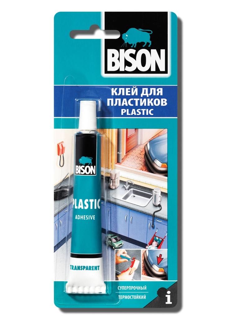 цена на Монтажный клей Bison Клей д/пластика PLASTIC CRD 25ML, 6307217
