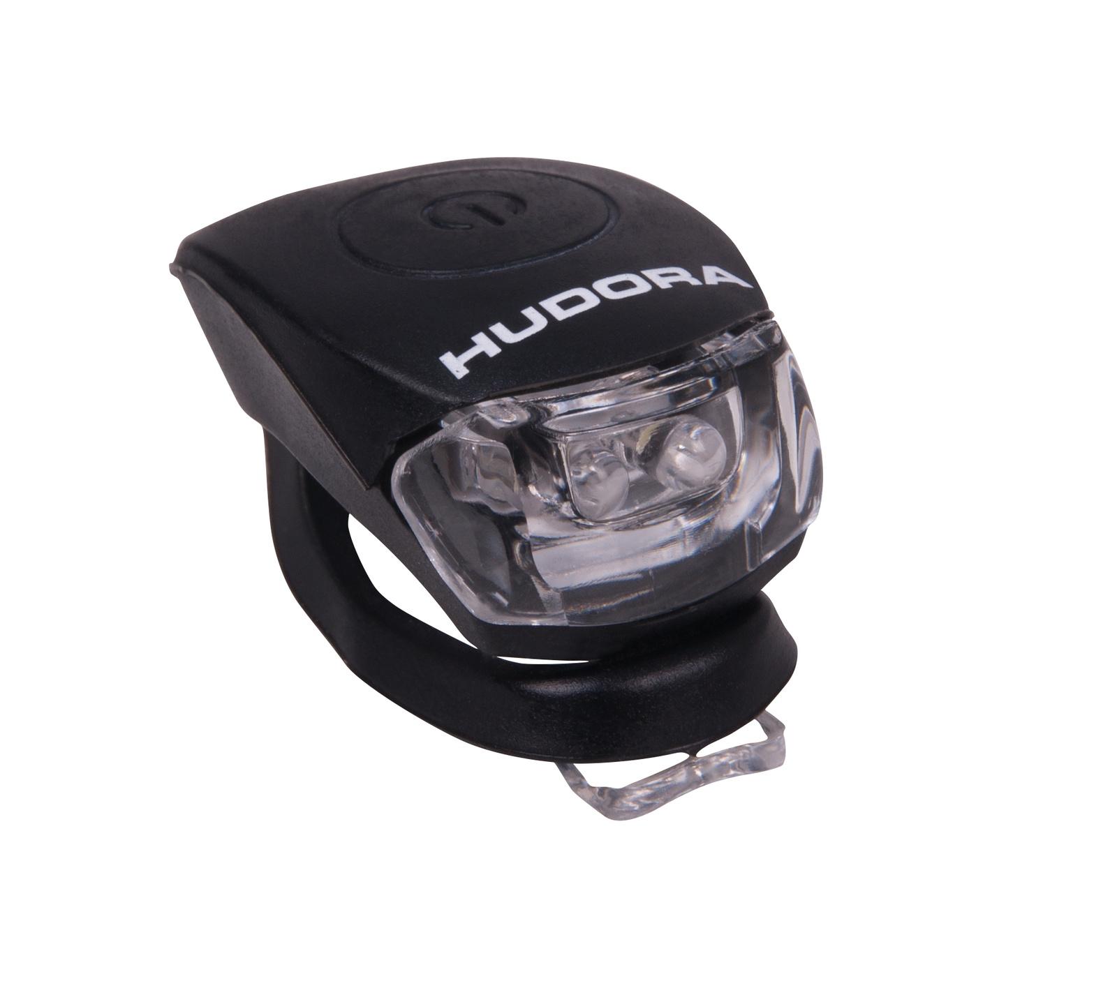 Светоотражатель для велосипеда Hudora LED, 85065 габаритный фонарик для велосипеда