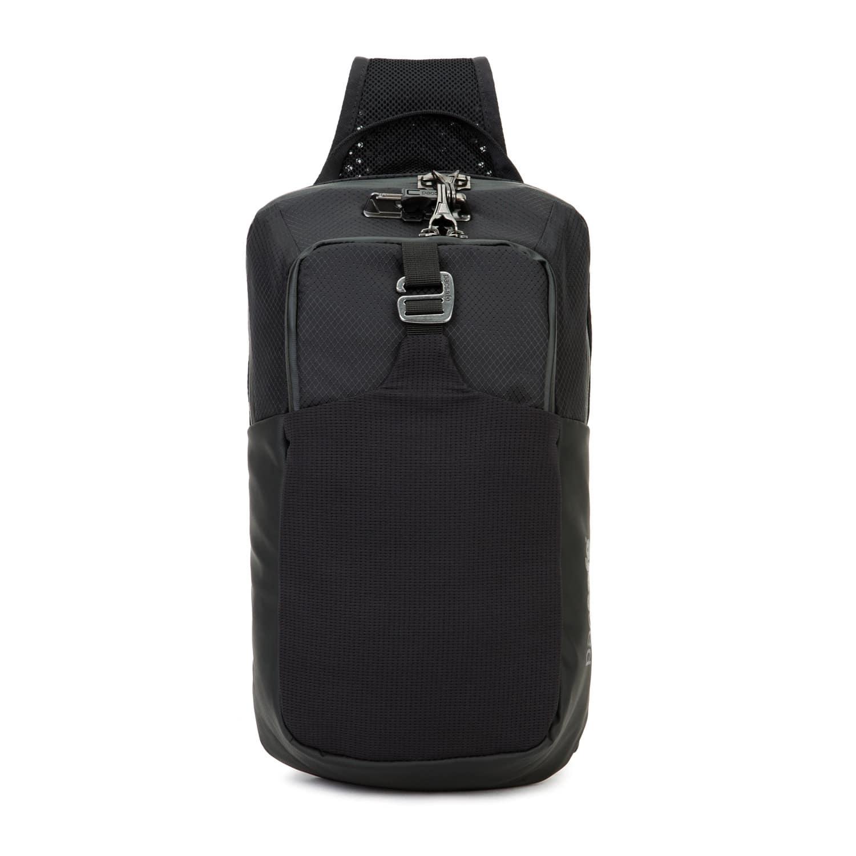 Сумка кросс-боди Pacsafe Сумка антивор Venturesafe X sling pack, черный, 5л., черный цена