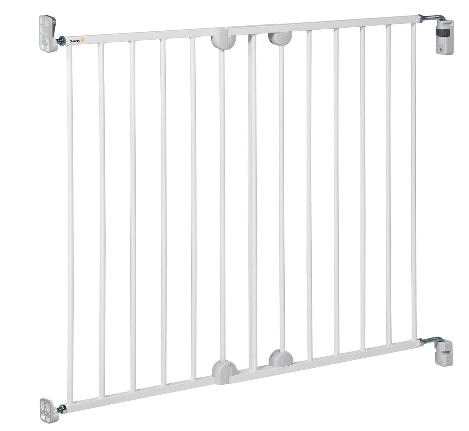 Ворота безопасности Safety 1st Ворота безопасности Safety 1st WALL-FIX EXTENDING METAL, 2438431000, 2438431000 белый барьер safety 1st барьер safety 1st 24530010 24530010 серый
