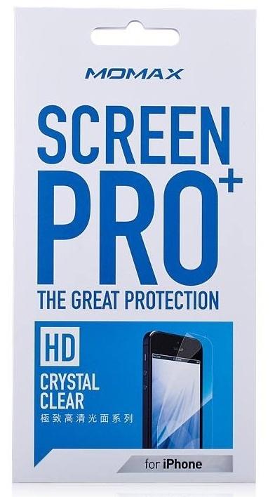Защитная пленка Momax Screen Pro The Great Protection Full Set x2 для Apple iPhone 5/5S/SE, прозрачный защитное стекло полноклеевое full screen для apple iphone 5 5c 5s se белое