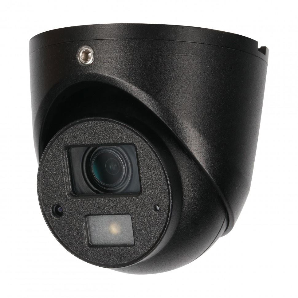 Видеокамера Dahua DH-HAC-HDW1220GP-0360B, 917, черный