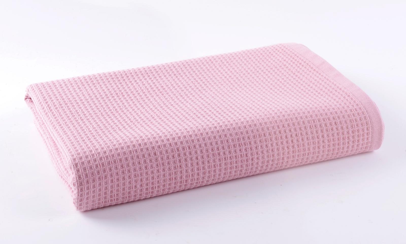 все цены на Полотенце банное Sunvim Розовый, MOS18-40B2/Розовый, Хлопок онлайн