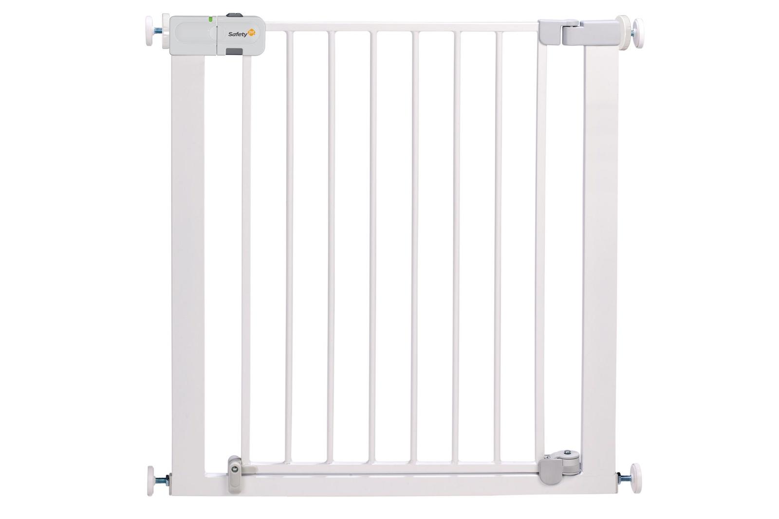 цена Ворота безопасности Safety 1st Металлический барьер-калитка Safety 1st AUTO CLOSE 73-80 см 24484310, 24484310 онлайн в 2017 году