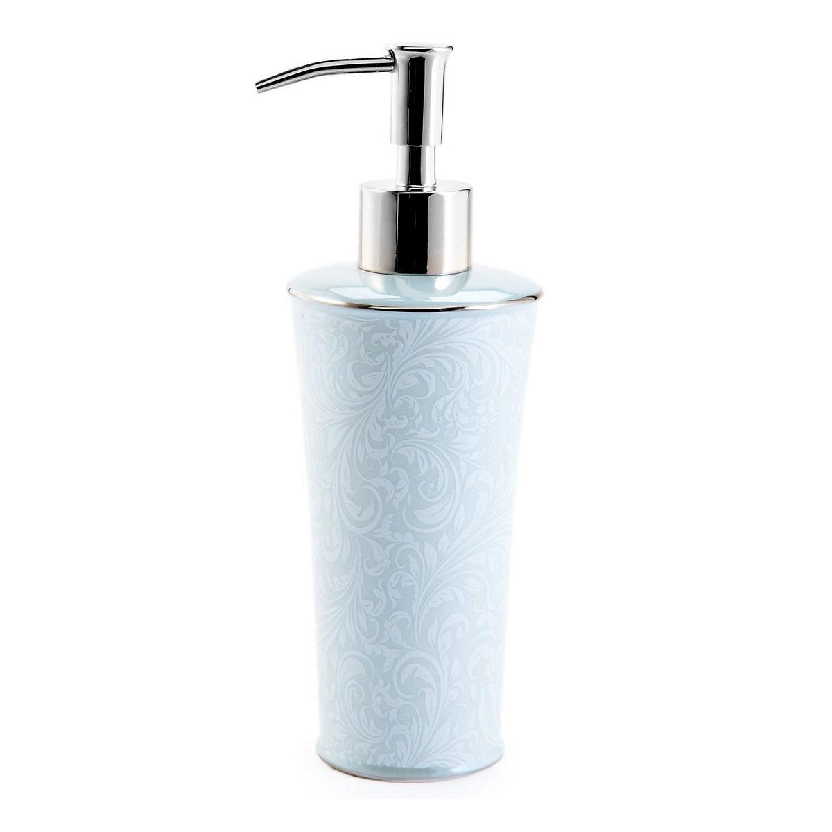 Диспенсер для мыла Kassatex Bedminster Scroll Surf Spray, ATB-LD-SFS, Фарфор