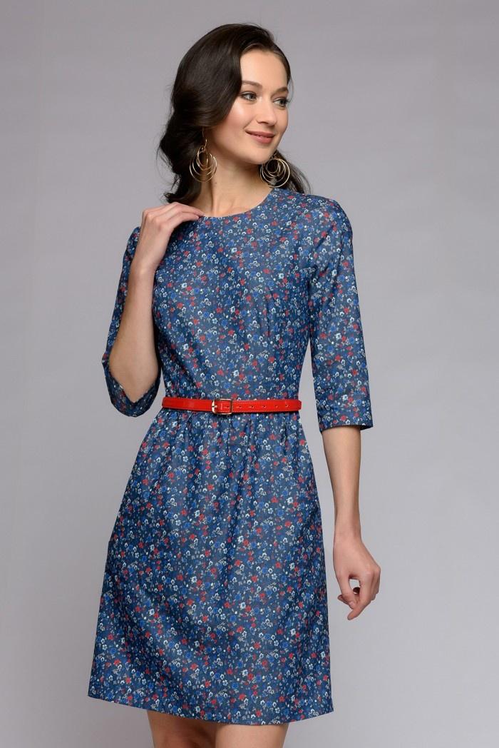 купить Платье 1001 Dress по цене 2730 рублей