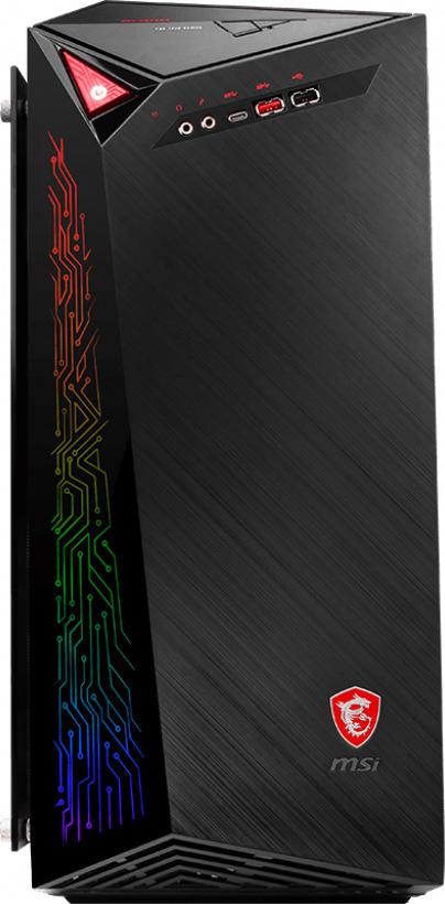 Настольный компьютер MSI Infinite A 8RG, 9S6-B91531-466, черный компьютер игровой