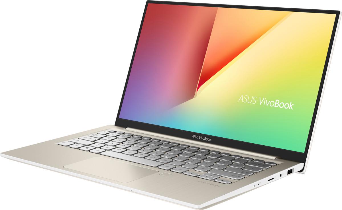 13.3 Ноутбук ASUS VivoBook S13 S330UN 90NB0JD2-M00620, золотой ноутбук 8гб оперативной памяти