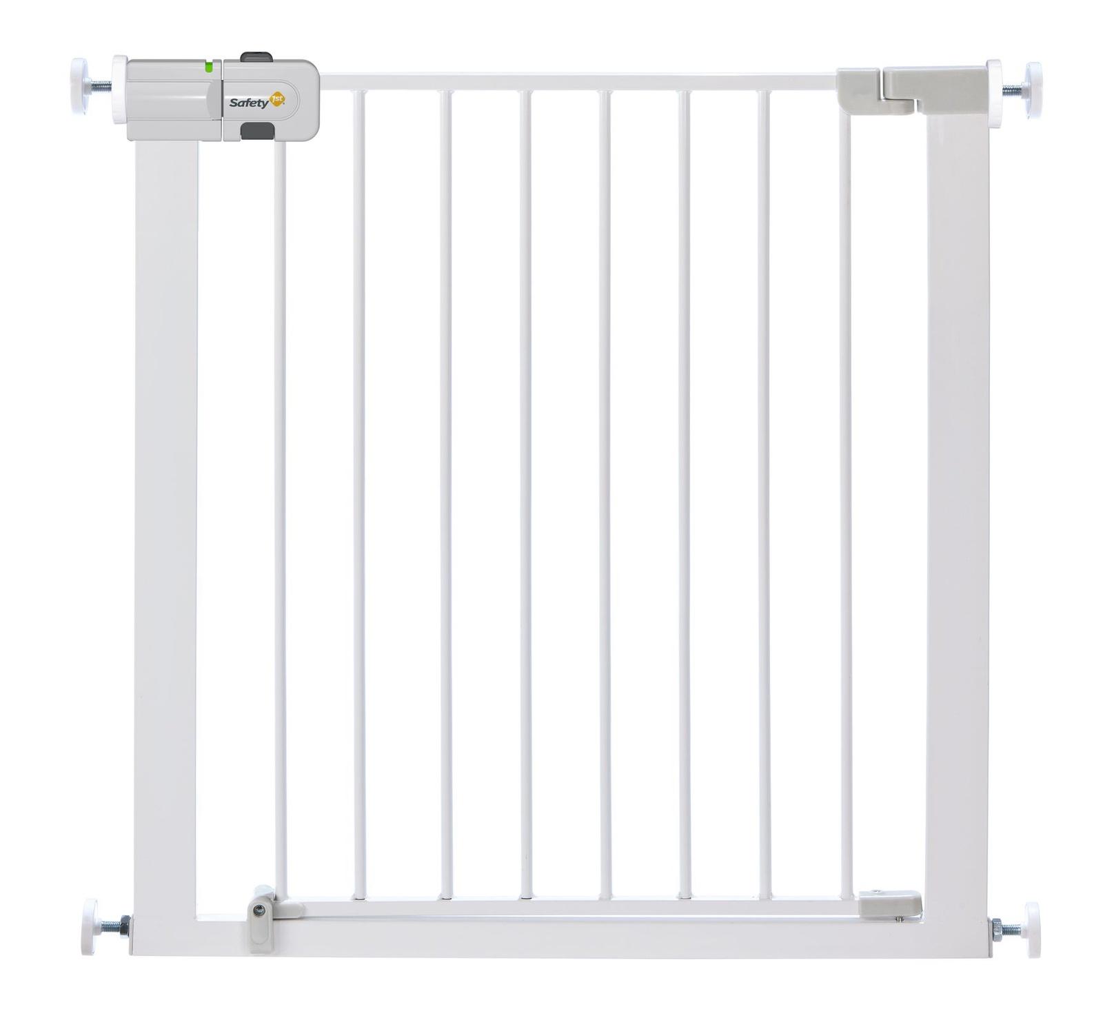 Ворота безопасности Safety 1st Металлический барьер-калитка EASY CLOSE METAL Safety 1st, 24754310, 24754310 стоимость