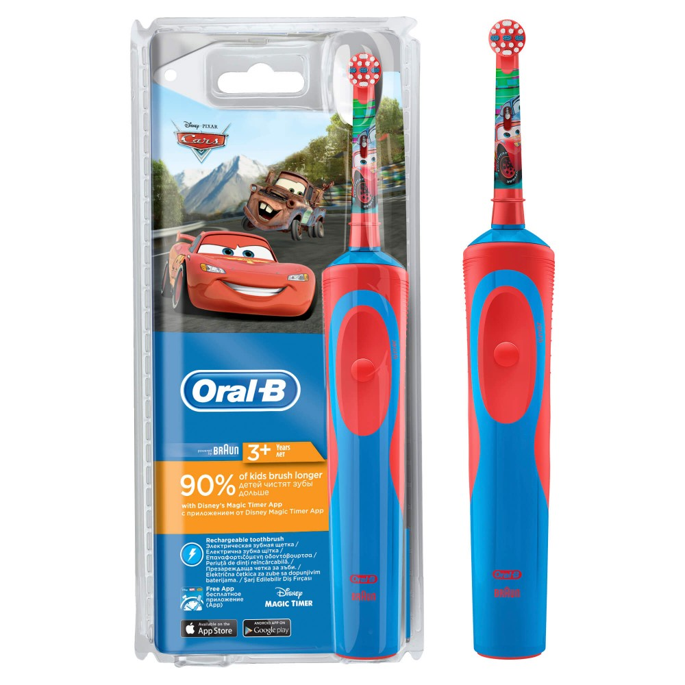 Электрическая зубная щетка Braun Oral-B D12.513K, 80300245