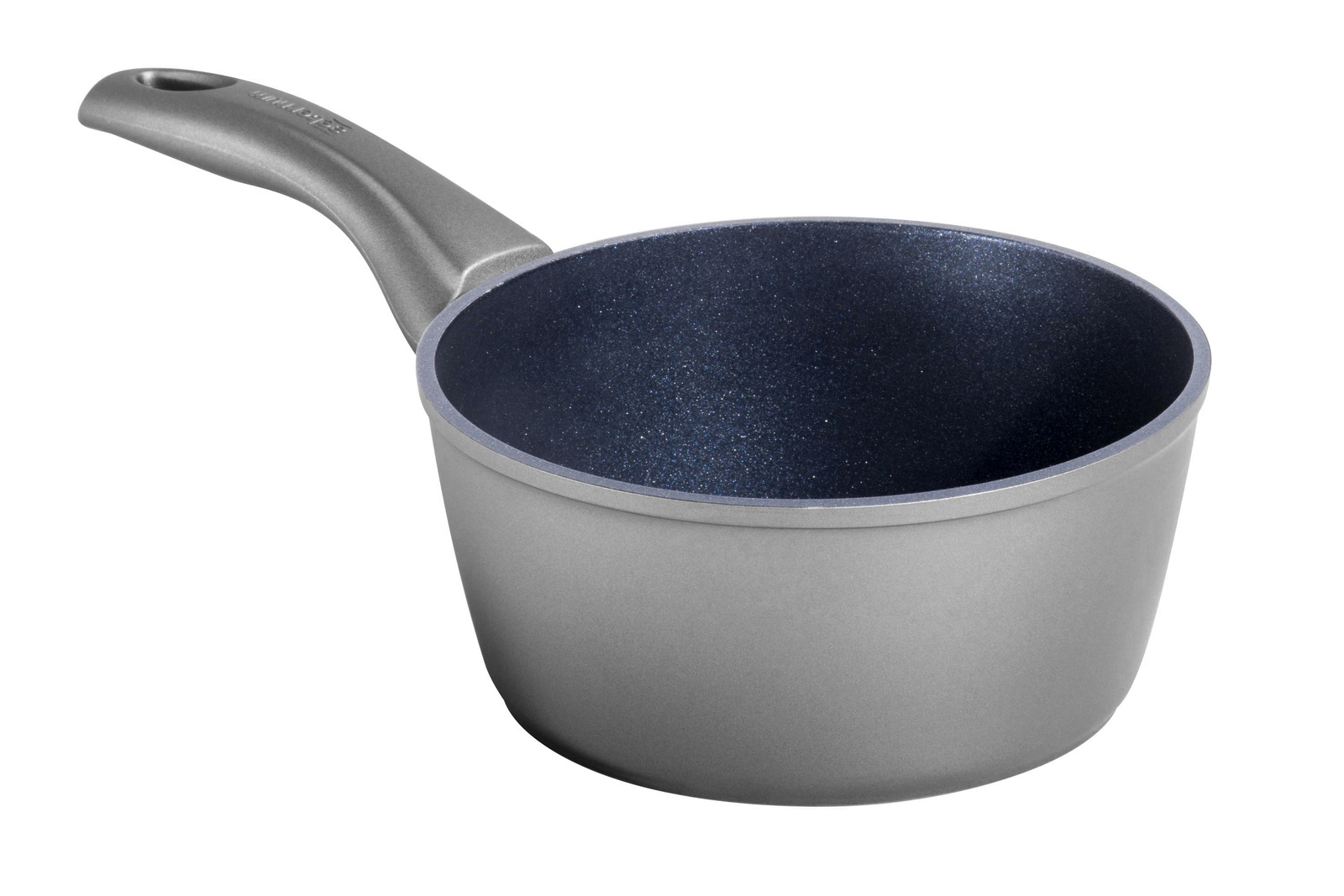 "Кухонный ковшик Bialetti Aeternum ""TITANIUM"",16 см, черно-серый"