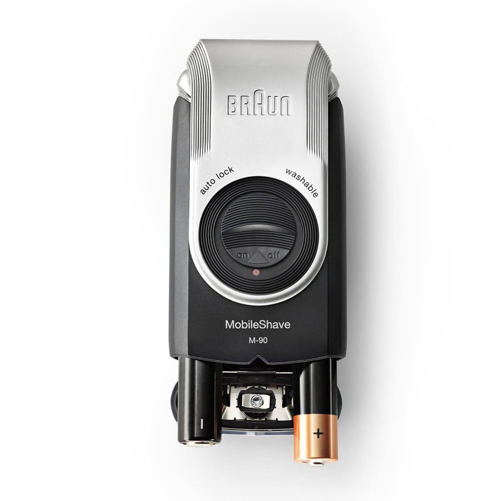 Электробритва Braun MobileShave M90, 81455568