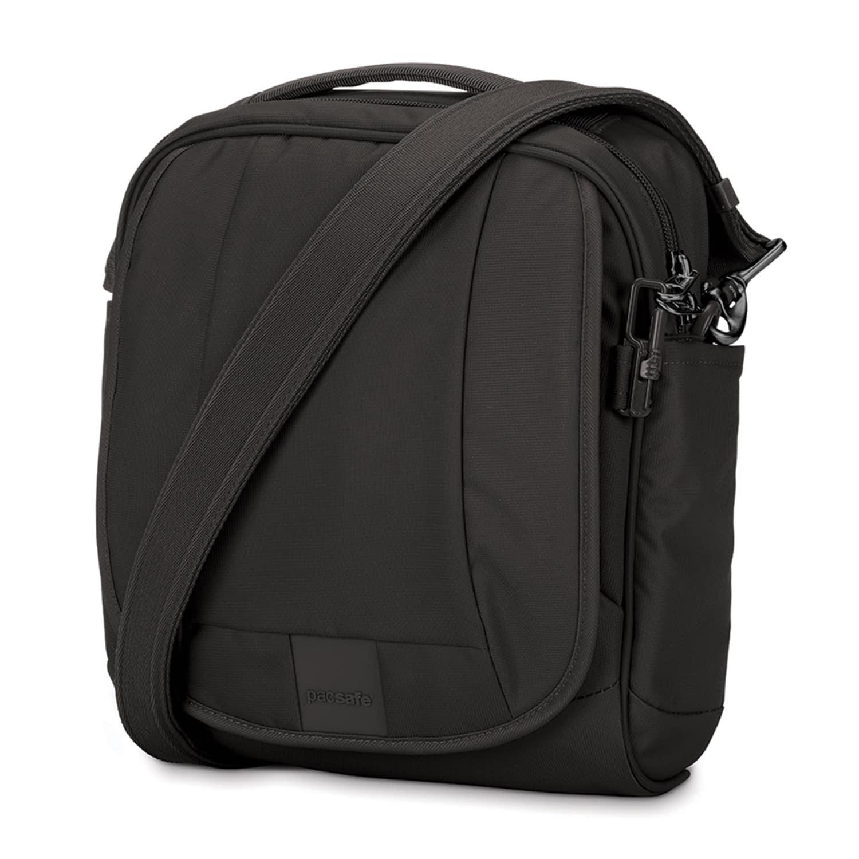 Сумка Pacsafe антивор Metrosafe LS200, черный, 7 л., черный цена