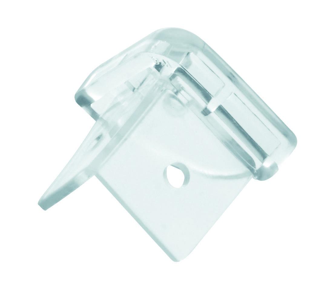 Защитные уголки Safety 1st для столешницы (4 шт.), цвет прозрачный цена и фото