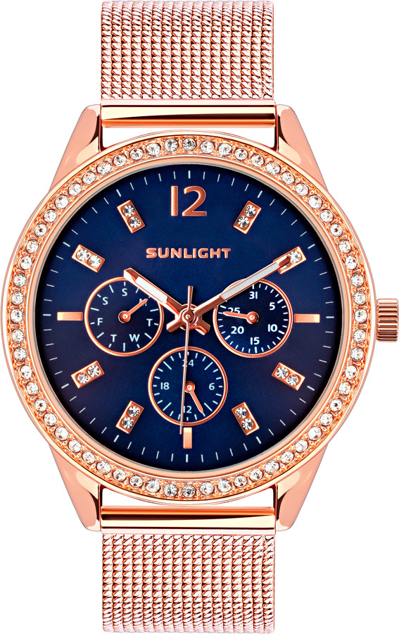 Наручные часы Sunlight женские золотой