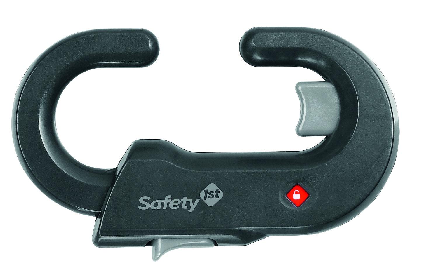Блокиратор дверей/ящиков Safety 1st Блокиратор дверей/ящиков Safety 1st, 33110037, 33110037, серый baby safety фиксатор для дверей яблочко