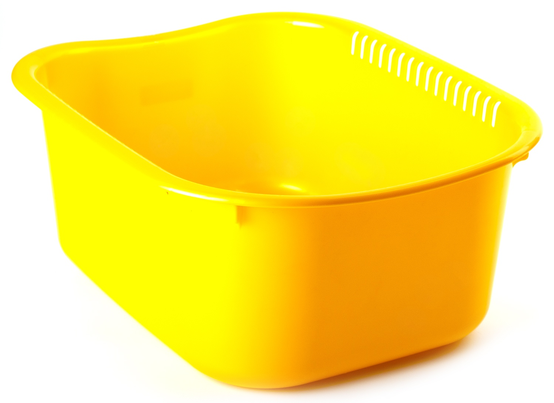 Корзина универсальная INOMATA 0045, оранжевый inomata feeling серии импортных кухонь с присосками для губчатых стоек посудомоечные машины потолки для утечки воды полки оранжевые